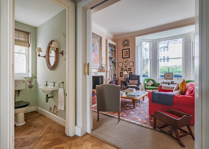 Chelsea - Drawing Room and Cloakroom